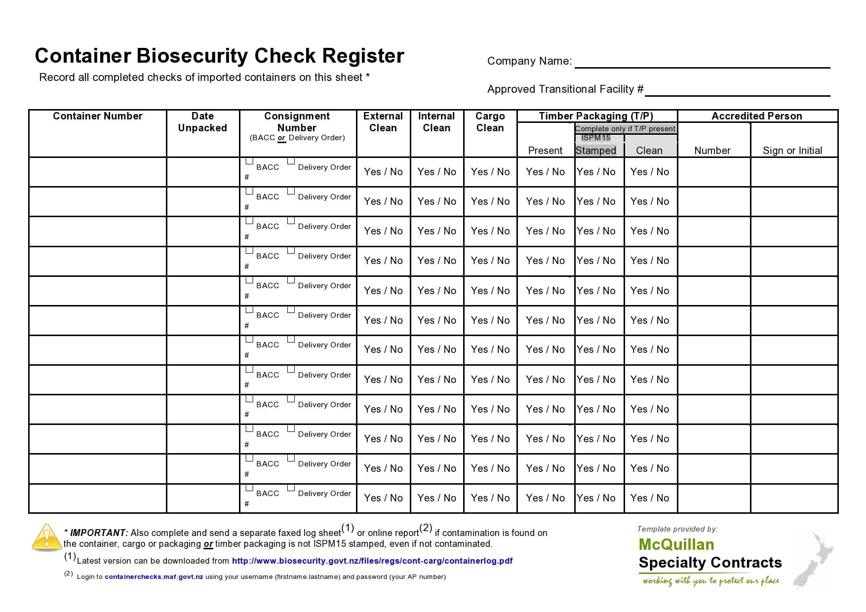 check register template 16