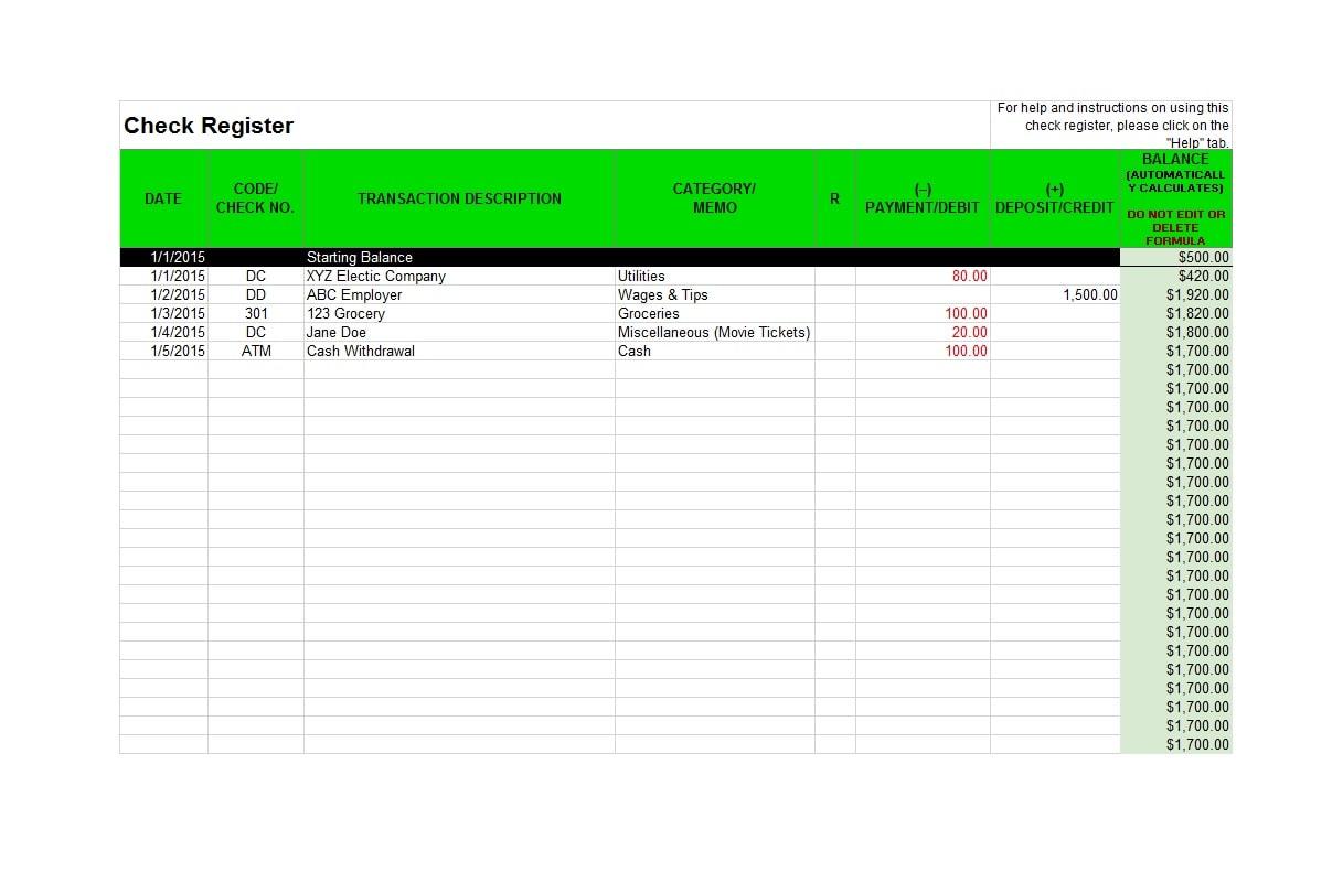 check register template 17