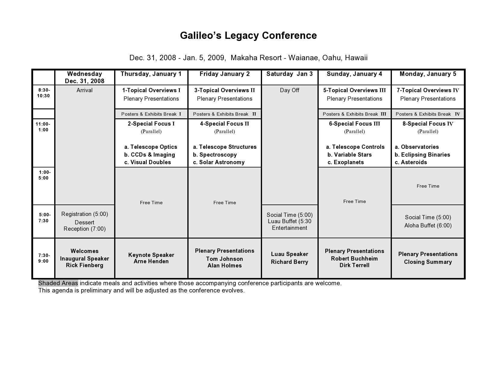 conference agenda template 18