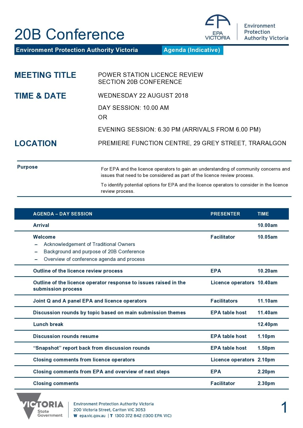 conference agenda template 23