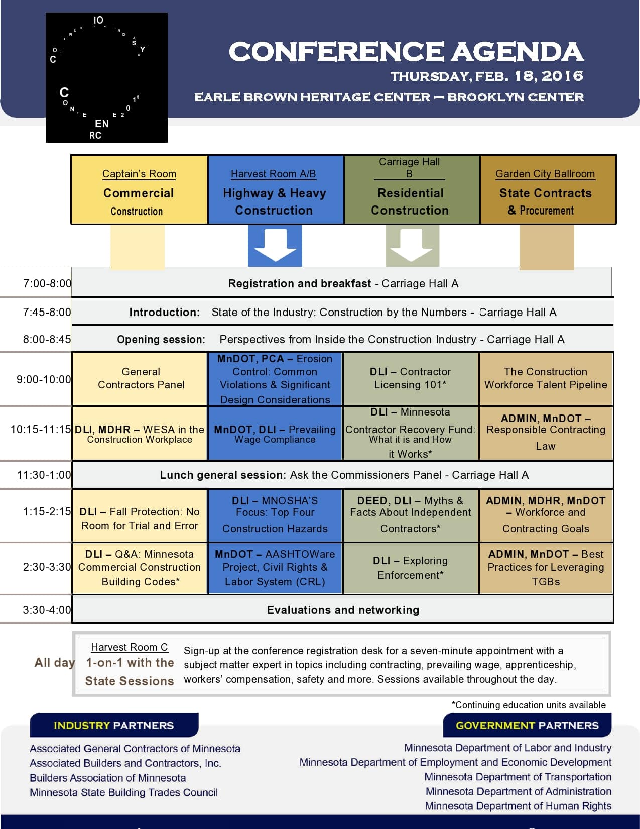 conference agenda template 25
