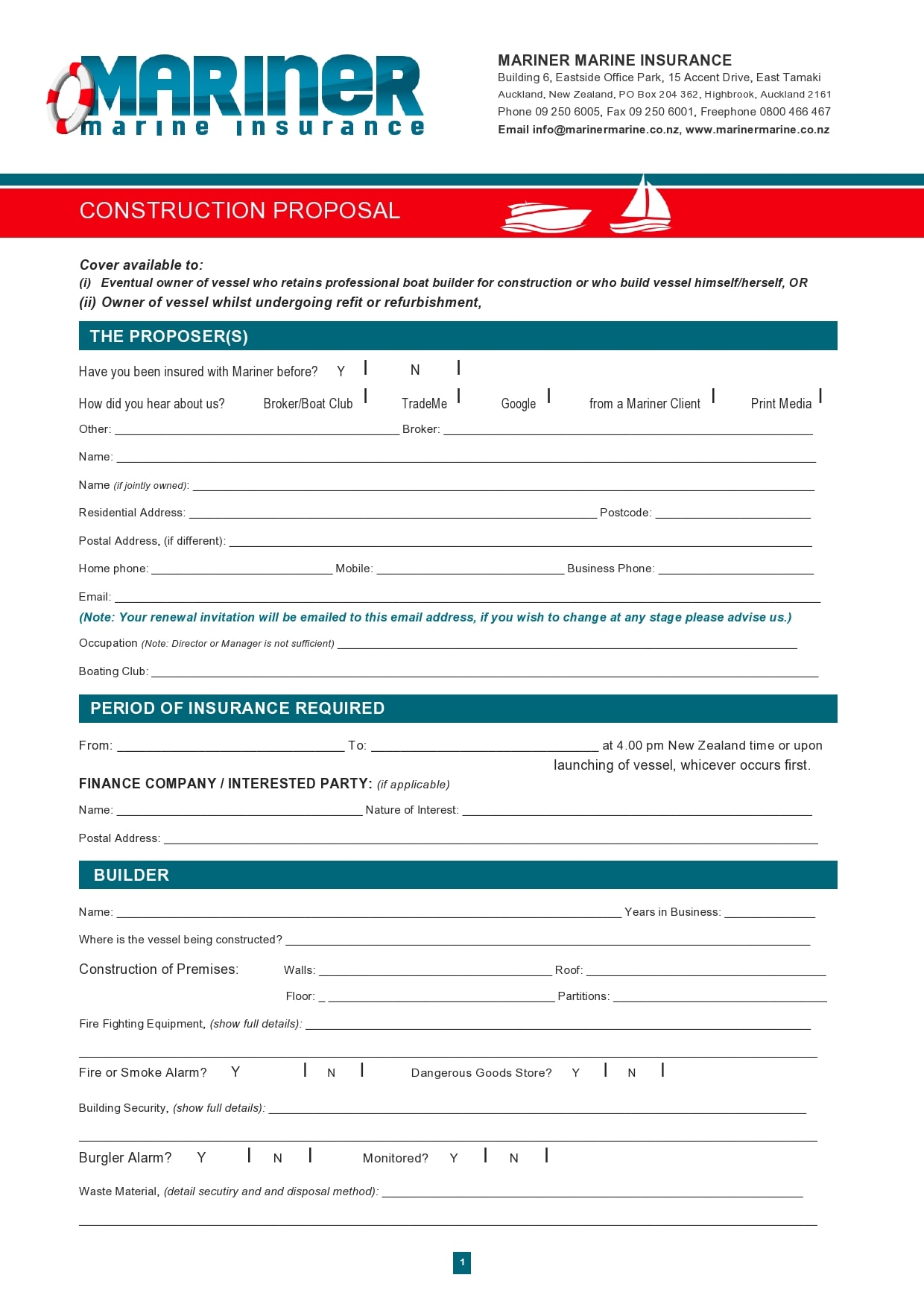 construction proposal template 06