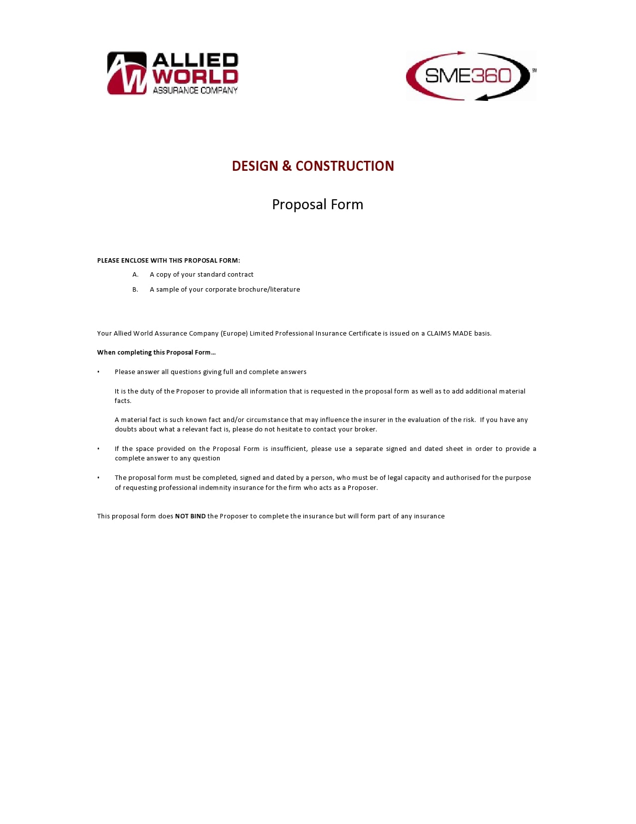 construction proposal template 23