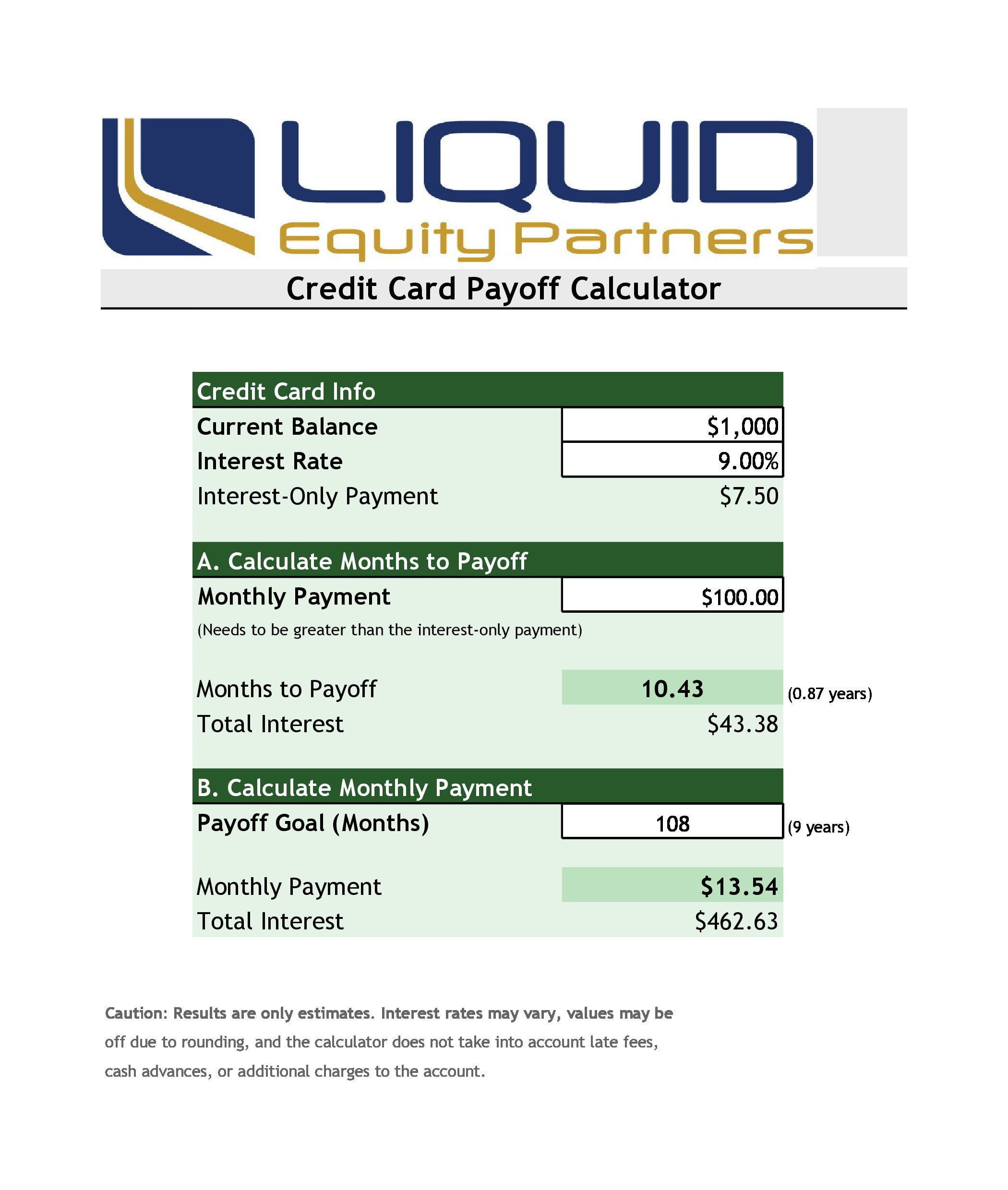 credit card payoff spreadsheet 05