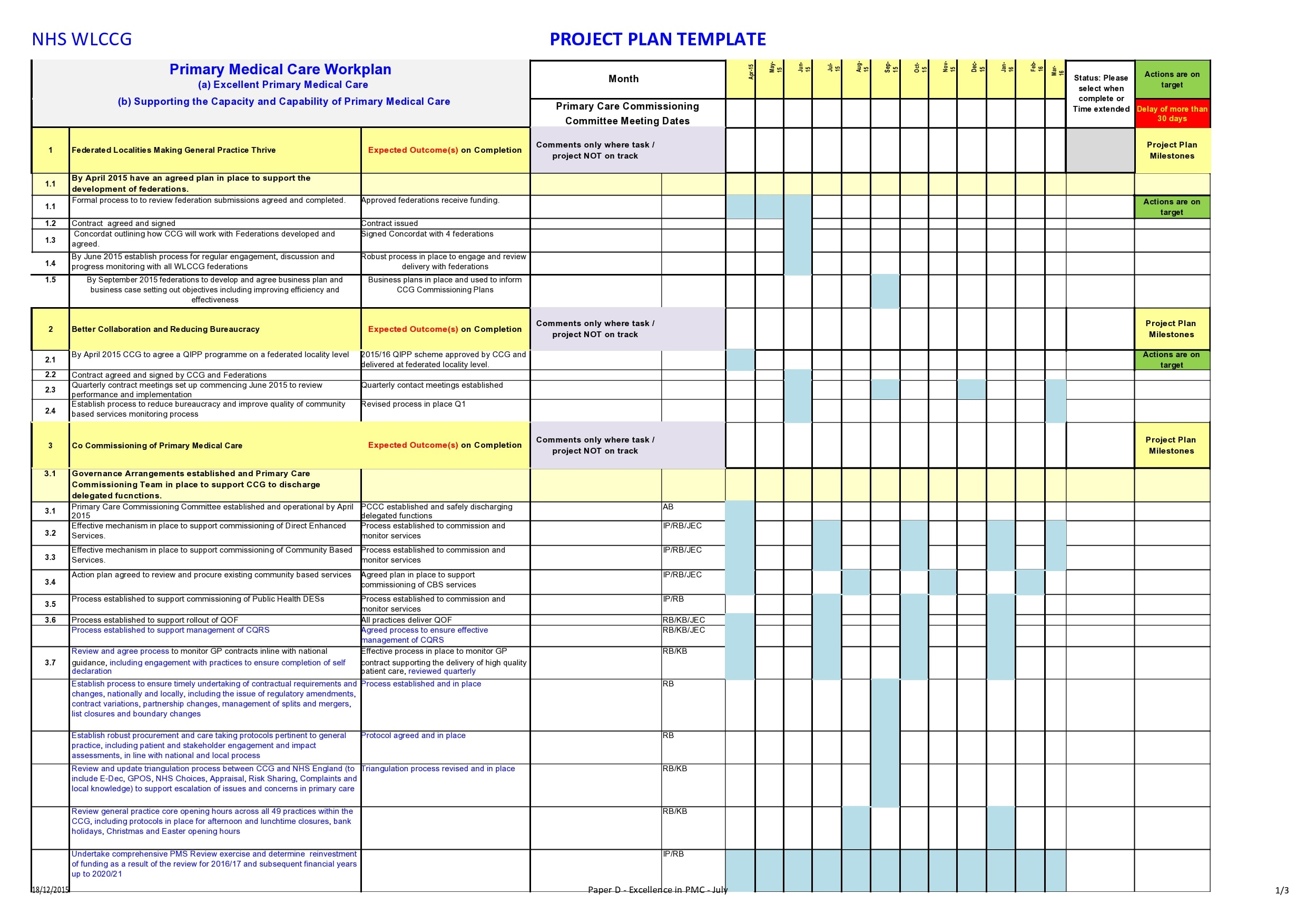 project plan example 23
