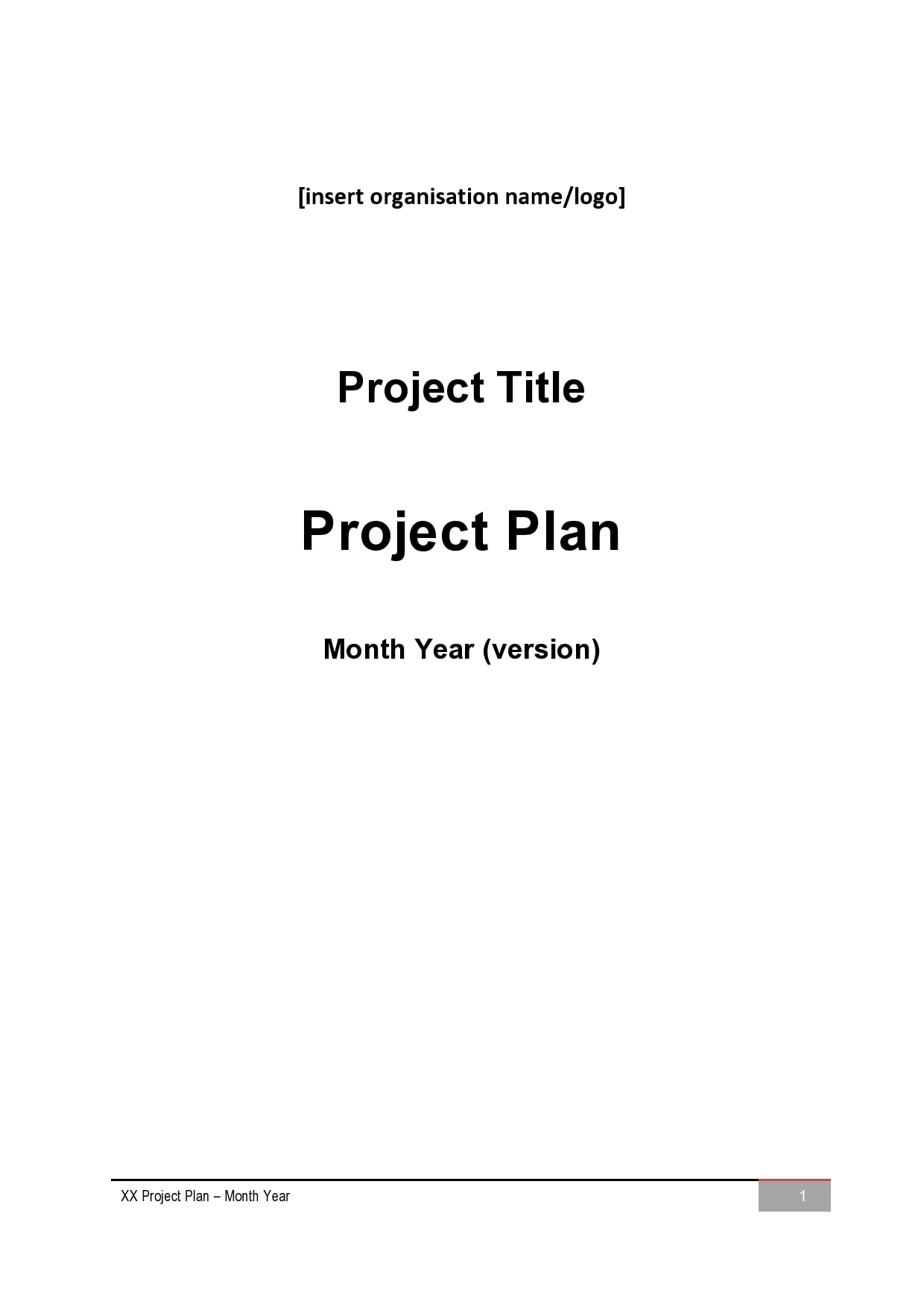 project plan example 28