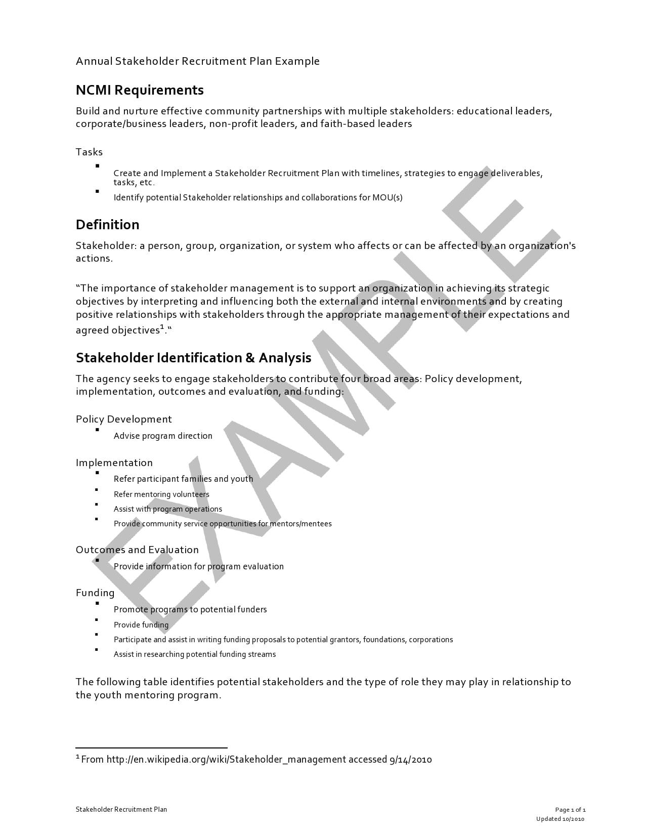 recruitment plan template 08