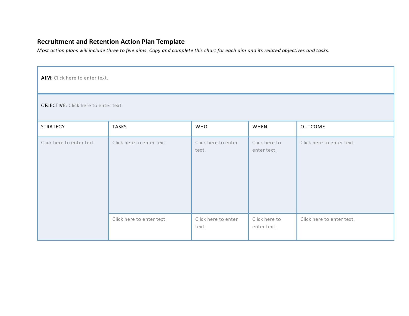recruitment plan template 09