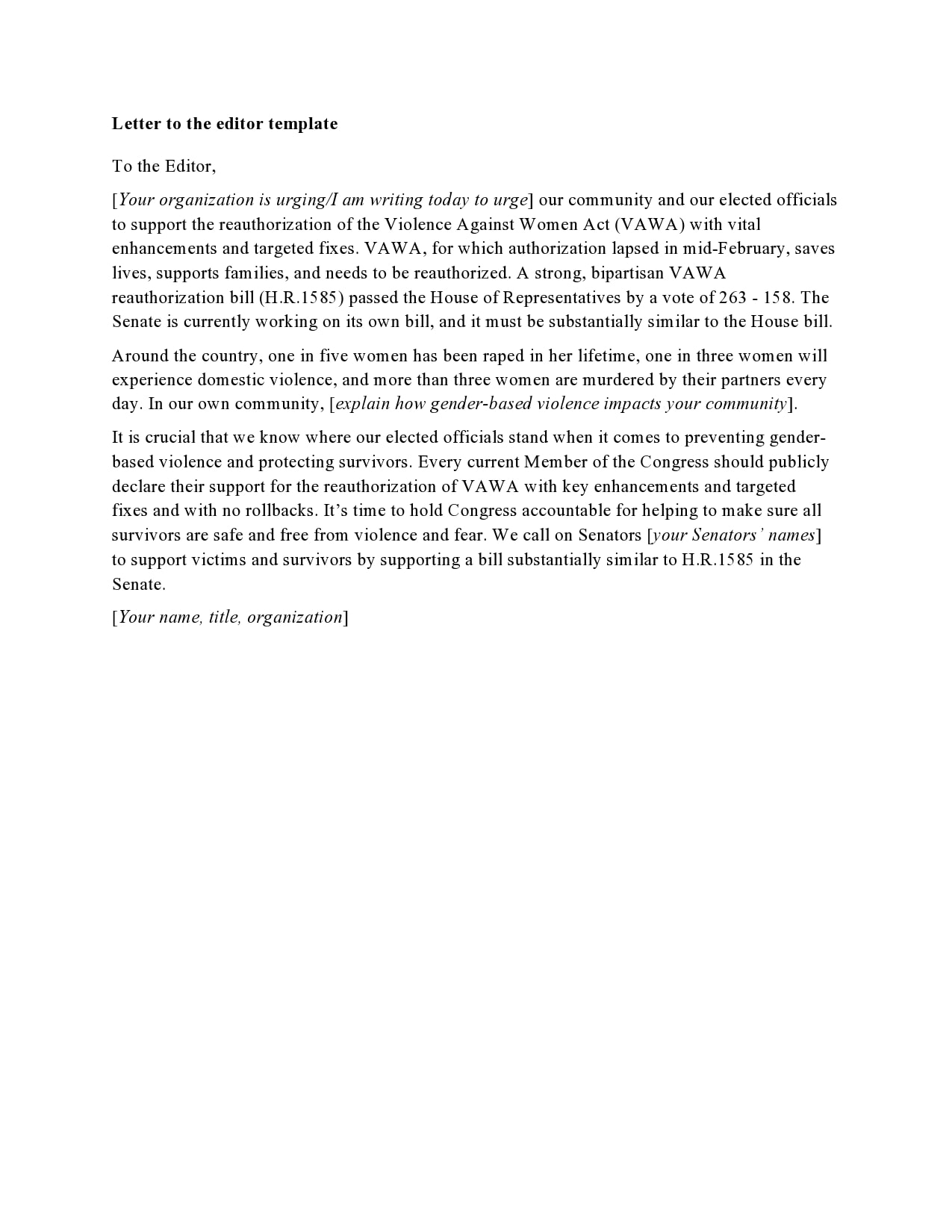 letter to the editor template 06