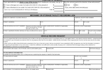 mechanics lien form 09