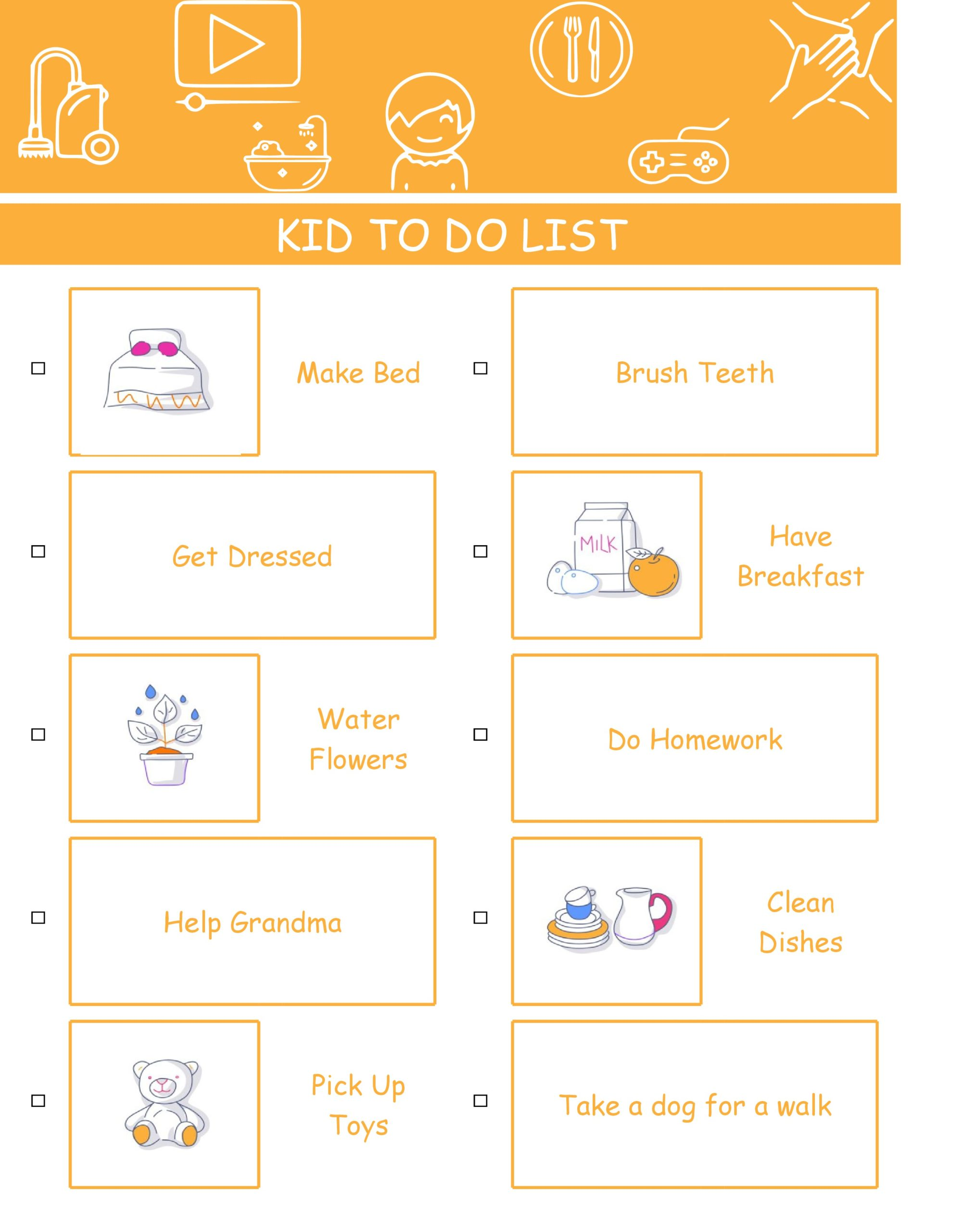 to do list template 02