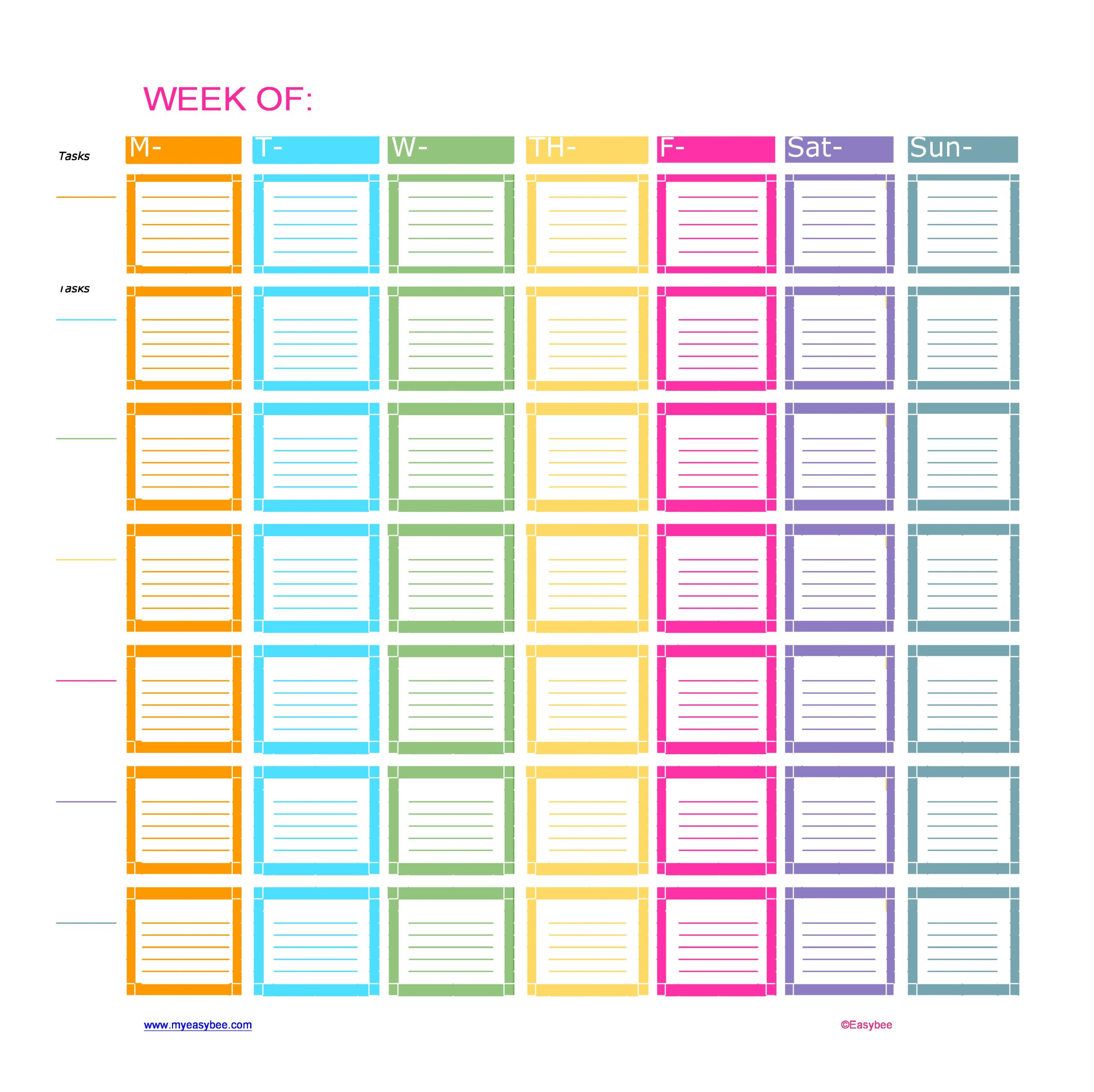 to do list template 14