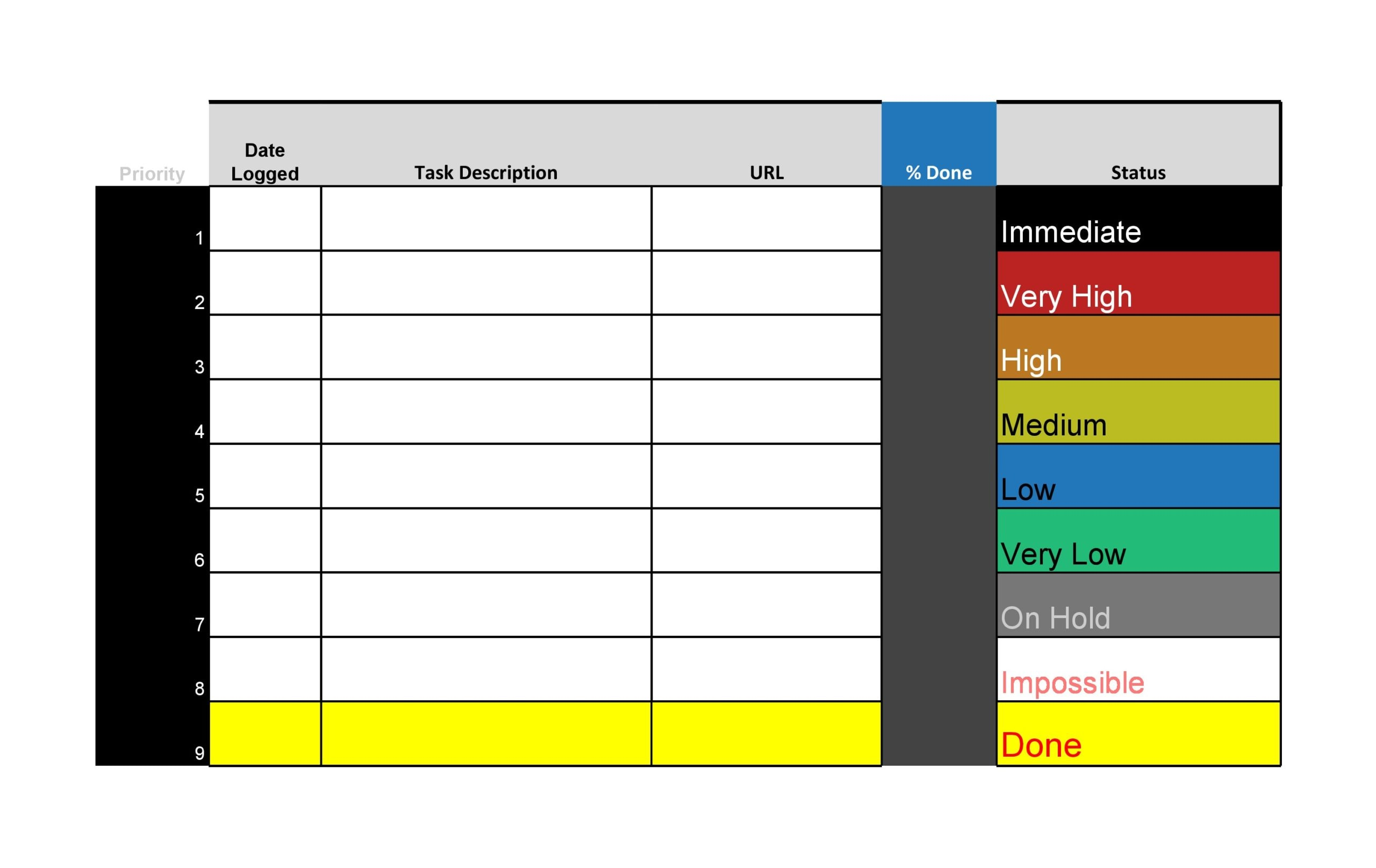 to do list template 16