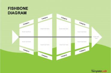 fishbone diagram template 18